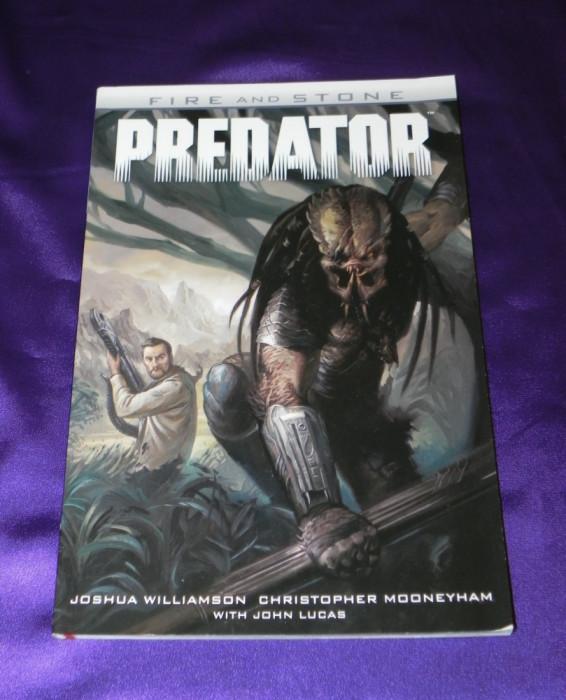 Predator foc si piatra benzi desenate engleza complet (f3176 foto mare