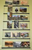 Suport de perete pentru carti postale, vederi, fotografii poze, decoratiuni