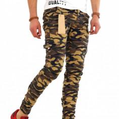 Pantaloni army camuflaj - COLECTIE NOUA - pantaloni barbati - 8171H2, Marime: 29, 30, 31, 32, 33, 34, Culoare: Din imagine