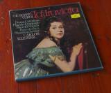 Disc vinil ( vinyl , pick-up ) - La Traviata de Giuseppe Verdi / 2 discuri !