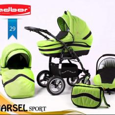 Carucior Marsel Sport Adbor verde