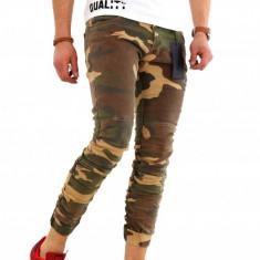 Pantaloni army camuflaj - COLECTIE NOUA - pantaloni barbati - 8170H4, Marime: 29, 31, 32, 33, 36, Culoare: Din imagine