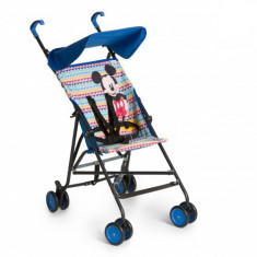 Carucior Sun Plus Mickey Geo Blue - Carucior copii 2 in 1 Hauck