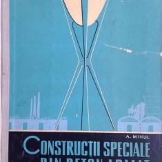Carte construcții speciale din beton armat - Carti Constructii