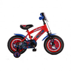 Bicicleta Spiderman 12 inch - Bicicleta copii