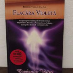 FLACARA VIOLETA-TEODOR VASILE - Carte paranormal