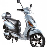 Bicicleta electrica, fara carnet, inmatriculare ZT-09-AL LI-ION CLASSIC LITHIUM - Moped