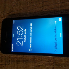 iPhone 4 Apple 16 Gb, Negru, Neblocat