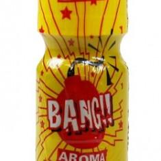 BANG!!  POPPERS,10ML, AROMA CAMERA ,SIGILAT, CALITATE ,PRODUS ORIGINAL UK