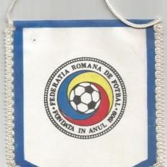 Fanion-FEDEREATIA ROMANA DE FOTBAL - Fanion fotbal