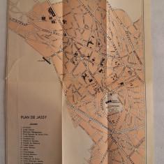 IASI 1940, HARTA ORASULUI
