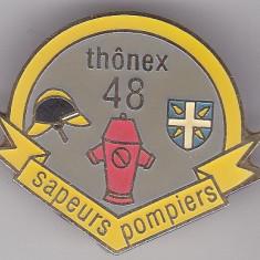 Insigna Pompieri