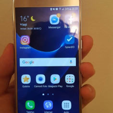 Samsung galaxy S7 32 Gold - Telefon Samsung, Auriu, 32GB, Neblocat, Single SIM