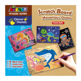 Joc creativ de razuit - Oceanul misterios - Bino