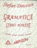 AS - Stefan Dincescu - GRAMATICA LIMBII ROMANE