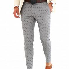 Pantaloni tip ZARA barbati - nunta - botez - petrecere - COLECTIE NOUA 8146 - Pantaloni barbati, Marime: 30, 31, 32, 33, 34, 36, Culoare: Din imagine