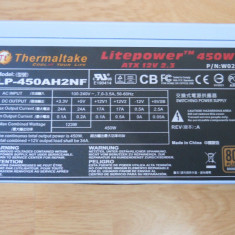 Sursa PC ATX Thermaltake Litepower 450W., 450 Watt