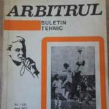 Arbitrul Buletin Tehnic Nr.1(15), Anul 1977 - Colectiv, 396310 - Carte sport