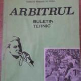 Arbitrul Buletin Tehnic Nr.1(30), Anul 1981 - Colectiv, 396313 - Carte sport