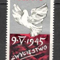 Polonia.1980 35 ani Victoria SP.218 - Timbre straine, Nestampilat