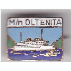 Insigna turism M/n Oltenita