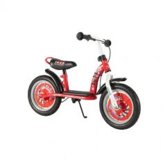 Bicicleta fara Pedale Cars 12 inch - Bicicleta copii