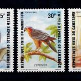Cameroun 1983 - Pasari, serie neuzata - Timbre straine