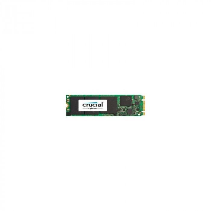 SSD Crucial MX200 Series 500GB SATA-III M.2 2280 Single Sided foto mare
