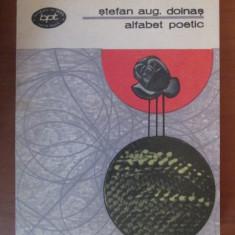 Stefan Aug Doinas - Alfabet poetic BPT 961 - Carte poezie