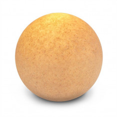 Lightcraft Sand Shine S lampă glob în aer liber Ø20cm gresie