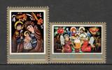 Polonia.1979 Nasterea Domnului-Pictura pe sticla   SP.207, Nestampilat