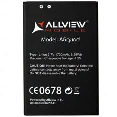 Baterie Acumulator Original Allview A5 Quad, Li-ion