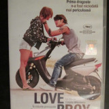 Film Romania, DVD original: Loverboy, cu George Pistereanu si Ada Condeescu - Film Colectie romania film, Engleza