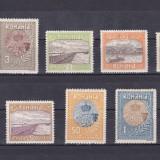 1913 - Silistra - serie completa - nestampilata, Istorie, Nestampilat