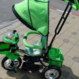 Tricicleta copii Nou sigilat/este rosu albastru verde si roz
