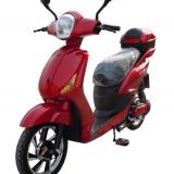 Bicicleta electrica, tip scuter, fara carnet si inmatriculare ZT-09-A CLASSIC
