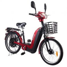 Bicicleta electrica, tip scuter, nu necesita carnet si inmatriculare ZT-02-LASER