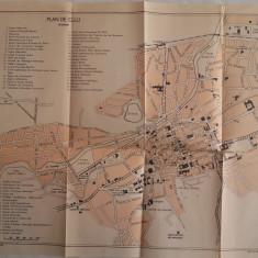 CLUJ 1940, HARTA ORASULUI
