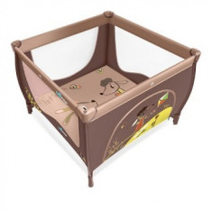 Tarc de joaca Copii Baby Design Play Brown 2016