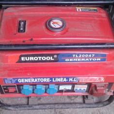 Vand generator curent  6kw. Monofazic si trifazic