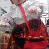 Costum popolar bebelus 3-12 luni