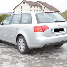 Vand Audi A4 fabricatie 2006