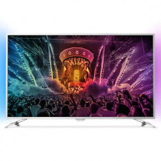 Televizor PHILIPS 43PUS6501 SmartTV Android Ambilight 108 4k HDR 10bit WiFi DTS - Televizor LED Philips, 108 cm, Ultra HD