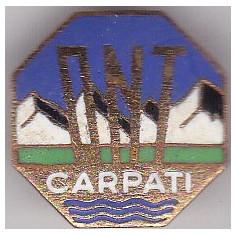 Insigna turism ONT Carpati