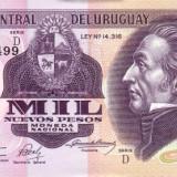 VENEZUELA 1000 Nuevos Pesos 1991-1992 (ND)  * P 64A * UNC - Necirculata