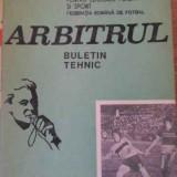 Arbitrul Buletin Tehnic Nr.3(17), Anul 1977 - Colectiv, 396311 - Carte sport