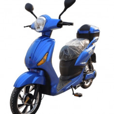 Bicicleta electrica, fara carnet, inmatriculare ZT-09-CL CLASSIC 2.0 LITHIUM - Moped