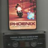 A(01)  Caseta audio- PHOENIX-In umbra marelui urs, Casete audio