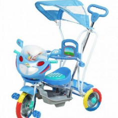 Tricicleta copii albastru