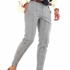 Pantaloni tip ZARA barbati - nunta - botez - petrecere - COLECTIE NOUA 8144 - Pantaloni barbati, Marime: 30, 31, 32, 33, 34, 36, Culoare: Din imagine
